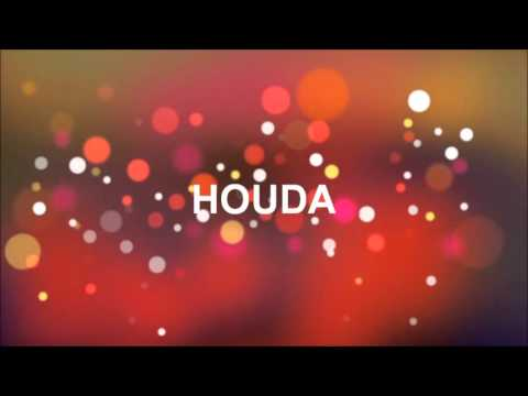 Meeting Houda – Writer
